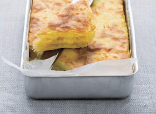 Ricetta Flan di patate e verza