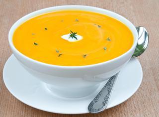 Ricetta Passato di carote al curry