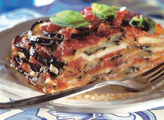 Ricetta Parmigiana di melanzane alla griglia