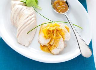 Ricetta Tagliata di pollo al vapore