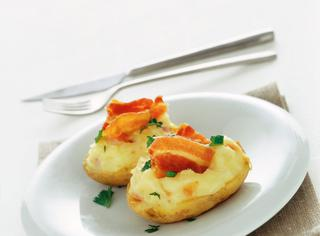 Baked potatoes (Idaho, Stati Uniti)
