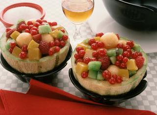 Ricetta Dessert di melone