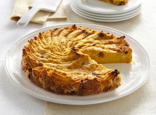Ricetta Torta di patate dolci americane