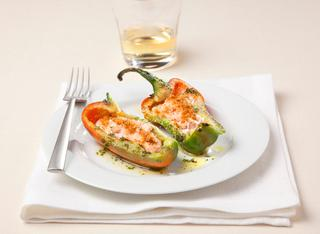 Ricetta Scodelline di peperone