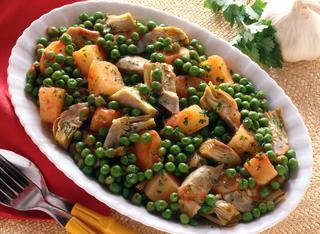 Stufato vegetariano