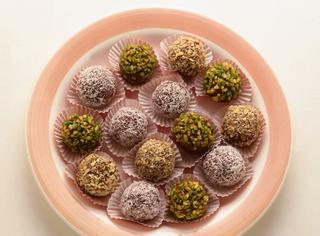 Ricetta Praline colorate