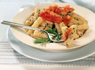 Ricetta Pasta alla crema di fagioli