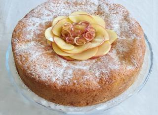 Ricetta Torta di mele e yogurt morbidissima