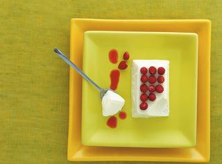 Ricetta Bavarese allo yogurt