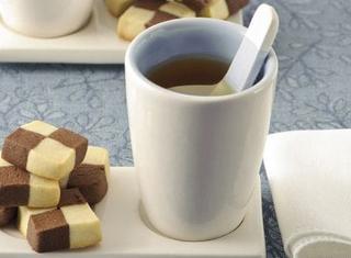 Ricetta Biscotti sablés a scacchi