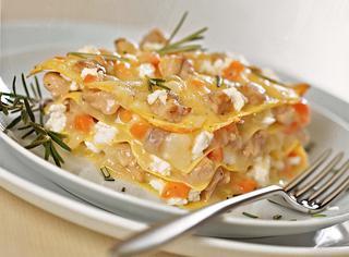 Ricetta Lasagne con ragù bianco
