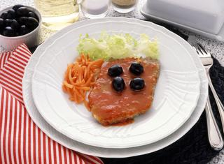 Roast-beef alle olive