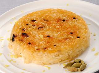 Ricetta Tortino di riso basmati