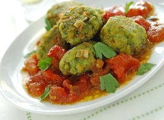 Ricetta Polpette di lenticchie rosse