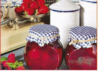 Ricetta Marmellata ai frutti di bosco