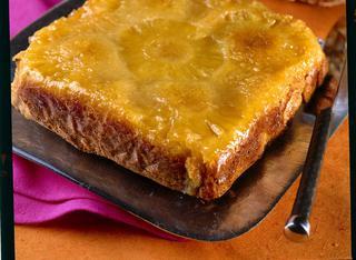 Ricetta Mattonella all'ananas