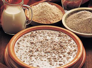 Grumi di grano saraceno