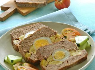 Pane di carne in cassetta