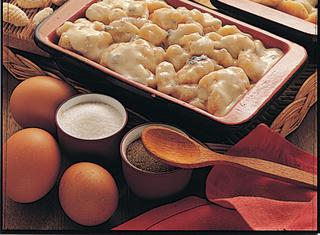 Ricetta Gnocchi al gorgonzola