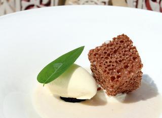 Ricetta Cremoso al mascarpone e cioccolato soffiato
