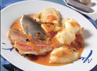 Ricetta Guazzetto di pesce