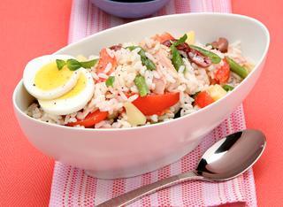 Ricetta Insalata di riso alla nizzarda