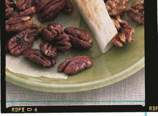 Ricetta Noci dolci al peperoncino piccante