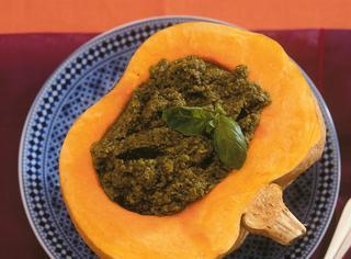 Verdure fritte con salsa verde