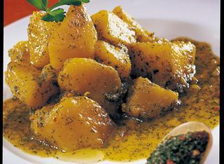 Ricetta Patate piccanti in padella