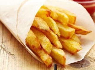 Ricetta patatine fritte