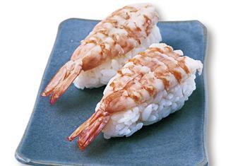 Gamberi sushi