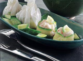 Polpettine di pesce e zucchine