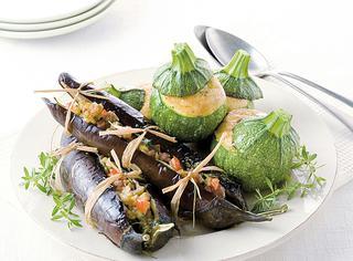 Ricetta Cestini di zucchine