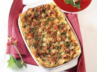 Ricetta Lasagne ricche al ragù