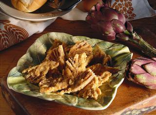 Ricetta Frittura di carciofi impanati