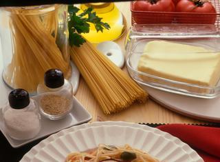 Spaghetti prelibati