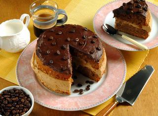 Ricetta Torta al caffè