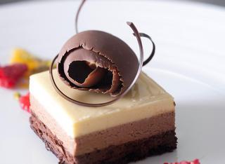 Ricetta Mousse ai tre cioccolati