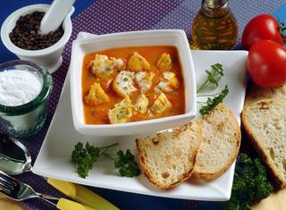 Zuppa di pesce alla provenzale