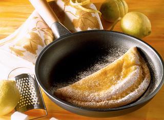 Omelette dolce
