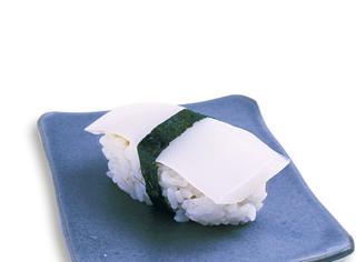 Calamari sushi