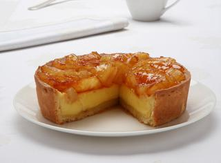 Ricetta Torta farcita all'ananas