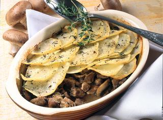 Pasticcio di agnello e patate