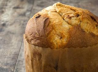 Ricetta Panettone di pan brioche