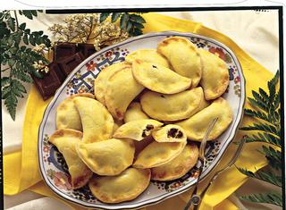 Ricetta Piconi (tortelli di ricotta)