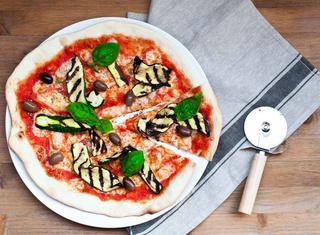 Ricetta Pizza senza lievito