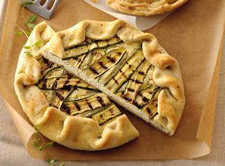 Ricetta Torta salata chiusa con verdure miste