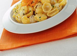 Gnocchi con gorgonzola e pere