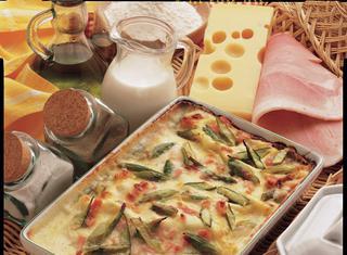 Ricetta Lasagne agli asparagi