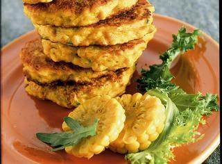 Pancakes di tacchino e patate